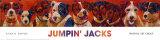 Jumpin' Jacks Prints by Karen Dupré