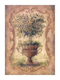Topiary in Urn I Posters