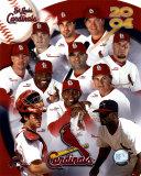 2004 Cardinals Team Composite Photo