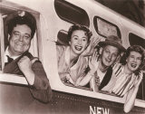 The Honeymooners Plakat