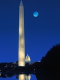 Washington Monument Photographic Print by Craig Aurness
