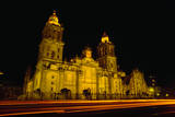 Cathedral of Mexico City Photographic Print by Jim Zuckerman