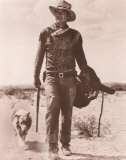 John Wayne Poster
