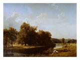 Westphalia Giclee Print by Albert Bierstadt