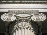 Close-up View of Column Photographic Print by Hisham Ibrahim