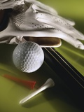 Golf Equipment Photographic Print by Danilo Calilung