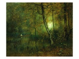 Pool in the Woods Giclee Print by George Innes