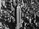 Empire State Building and Surroundings Photographic Print