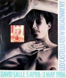 At Leo Castelli's, 1986 Samlertryk af David Salle