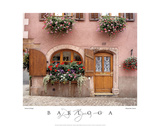 Alsace Cottage Prints by Dennis Barloga