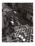57th Street and 7th Avenue Kunst af Christopher Bliss