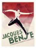 Jacques Bense Giclee Print