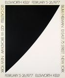 Sans titre, 1977 Reproductions pour les collectionneurs par Ellsworth Kelly