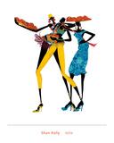 Hübsch Kunstdrucke von Shan Kelly