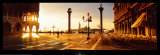 Piazza San Marco, Venice, Italy Print by Mark Segal