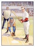 Hey Batter-Batter! Giclee Print