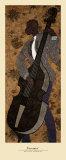 Musicien de jazz Affiches par Phyllis Stephens