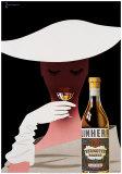 Linherr Vermouth Prints by Arthur Zelger