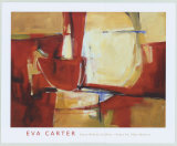 Red Rock Prints by Eva Carter