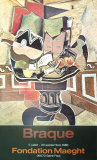 Le Gueridon, 1929 Collectable Print by Georges Braque