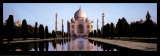 Taj Mahal, Agra, India Print by Earl Bronsteen