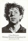 Großaufnahme Phil, 1979 Sammlerdrucke von Chuck Close