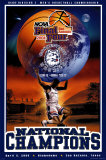 UCONN - 2004 NCAA Men's Div. 1 National Champions Posters
