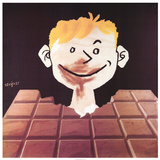 チョコレート(1988年) 高品質プリント : レイモン・サヴィニャック