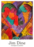 Monotypes, 1983 Prints by Jim Dine