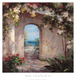 Portal to the Sea Prints by  Haibin