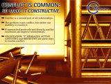 Conflict is Common Poster