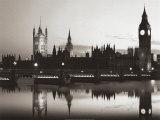 El Big Ben y el Parlamento Pósters por Pawel Libra