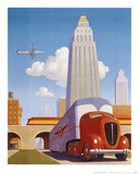 Rush Hour Prints by Robert LaDuke
