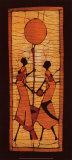 Batik III Poster by  Setsinala