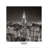 William Van Alen - New York, New York, Chrysler Building - Art Print