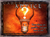 Career Advice Poster