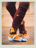 Getry (Leg Warmers) Poster autor Harvey Edwards