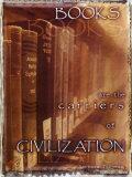 Książki to wehikuły cywilizacji, angielski Plakaty