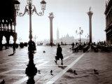サン・マルコ広場, ベネチア, イタリア 高品質プリント