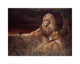 Winds of the Serengeti Prints by Ruane Manning