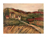 Tuscany I Art by Joyce Combs