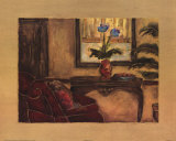 Comfortable Living I Prints by Joyce Combs