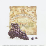 Chianti Classico Prints by Richard Henson