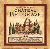 Chateau Belgrave, 1999 Posters by Richard Henson