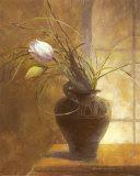 Tulipe, Simplicité Affiches par Yumiko Ichikawa