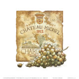 Chateau Michel Art by Richard Henson