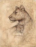 Maternal Protection Prints by Ruane Manning