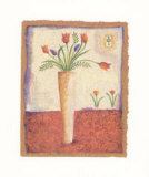 Trésors de tulipes Art par  Sangita