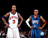 S.Marbury/A.Iverson - &#39;04 Group Shot &#169;Photofile Photo