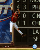 Lance Berkman - 2004 Fielding Action ©Photofile Photo